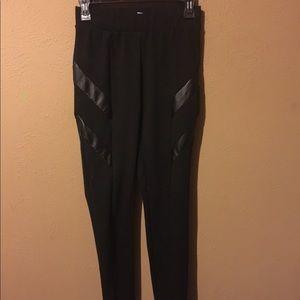 Black Freestyle Leggings